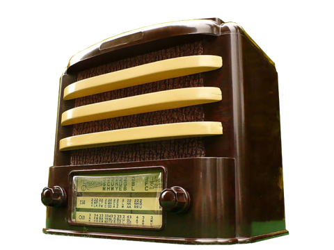 1940s Radophone... Pacemaker Battery